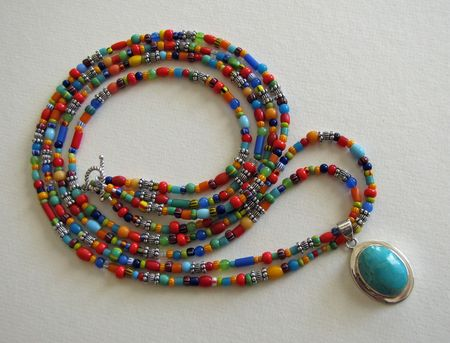 5-18 necklace beads turq 1