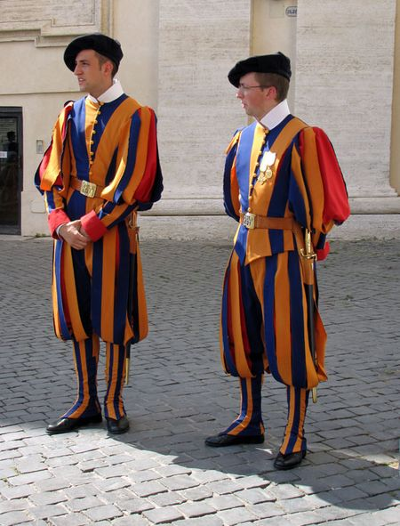 Vatican-6-Swiss-guards